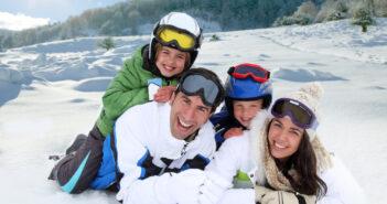 Spaß im Schnee: Kinderurlaub im Winter