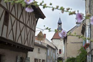 Das Bois-et-Bougies in Charroux. Die Auvergne lädt mit vielen lukullischen Spezialitäten zum Verweilen ein. Sinnenfrohe Menschen werden sich hier wie im Paradies fühlen. (#3)