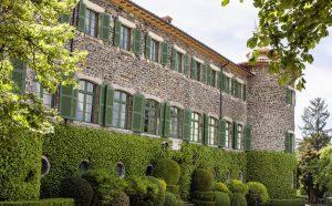 Das Château de Chavaniac-Lafayette ist bekannt für seine Gärten. (#6)