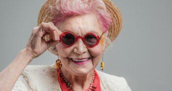 Coole Oma: So punkten Großmamas