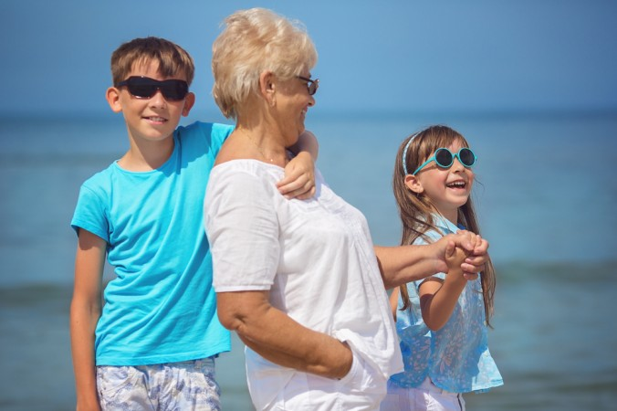 Ganz egal, ob Bayern oder Amerika, Sightseeing oder Stranduraub - Enkelkinder-Ferien mit der coolen Oma sind immer etwas ganz besonderes. (#4)