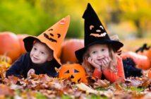 Grusel für Kids: Das geht an Halloween!