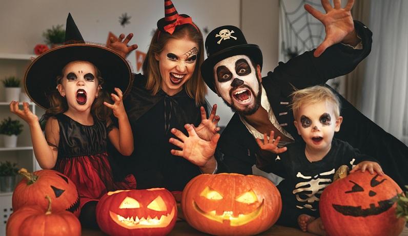 Das Gruselfest Halloween ist für Kinder der Hit! (#01)