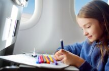 Kinder beschäftigen: Damit wird der Flug stressfrei