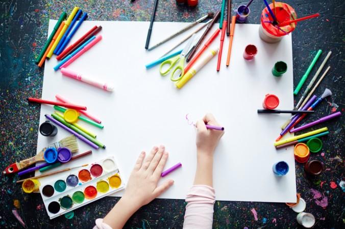 Malen macht allen Kindern Spaß! Und wenn sich doch mal ein Malmuffel unter den Kindern befindet, lohnt ein Blick auf die verschiedenen Arten von Stiften und Malutelsilien. Schnell wird klar, es gibt für jedes Kind das Richtige! (#4)