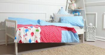 Die optimale Bettwäsche für Kinder: Wie sollte sie sein? (Foto: Shutterstock-Dmitrii Pridannikov )