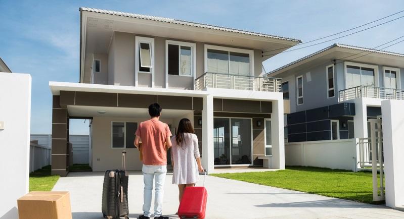 Privatpersonen nutzen Kredite zum Kauf von Immobilien, Fahrzeugen oder zur Finanzierung des Urlaubs. (#01)
