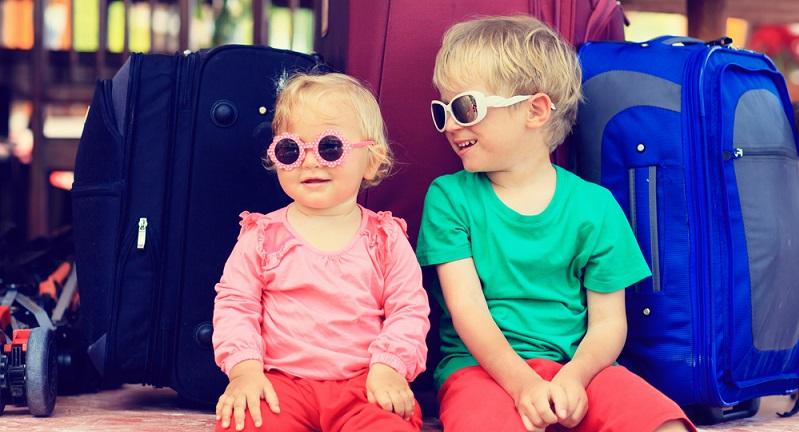 Besonders wichtig für Familien mit mehr als einem Kind: Der Abschluss einer Reiserücktrittversicherung. (#04)