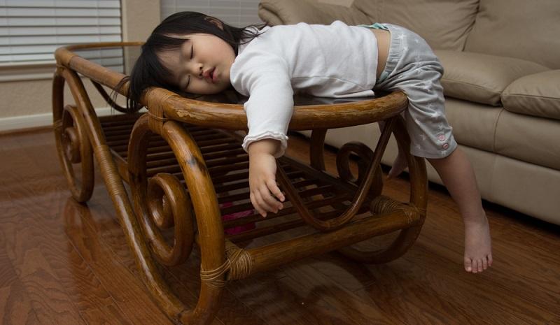 """Entscheidend ist, Dinge bzw. Begriffe wie """"Bett"""" oder """"Schlaf"""" niemals als Bestrafung einzusetzen und die Worte auch nicht negativ zu besetzen. (#05)"""