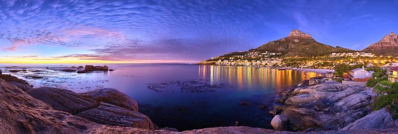 Ob Kapstadt bei einer Reise mit der ganzen Familie gefährlich ist, sehr geteilt. ( Foto: Shutterstock- Quality Master)