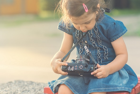 Oft reichen schon kleine Veränderungen aus, um eine ganz andere Wirkung mit einem Bild erzielen zu können.