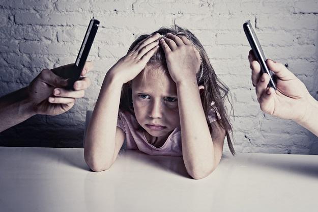Überwachung durch die Eltern, naja nicht jedes Kind ist glücklich darüber