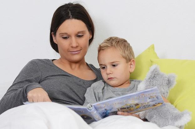 Ist dieses fixe Ritual einmal internalisiert, dann stellt es sowohl für Vater und Mutter als auch für das Kind einen positiven Abschluss des Tages dar, nach welchem beruhigt ins Bett gegangen werden kann.