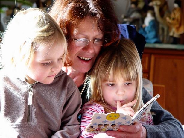 Toll ist es jedoch, wenn die Bücher, die vorgelesen werden, auf die Interessen und Vorlieben der Kinder eingehen.