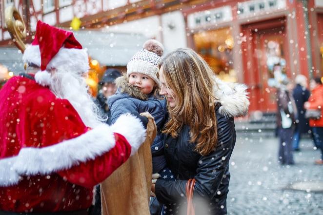 Was gibt es Schöneres, als die Advents- und Weihnachtszeit zusammen mit der Familie zu genießen? (#01)