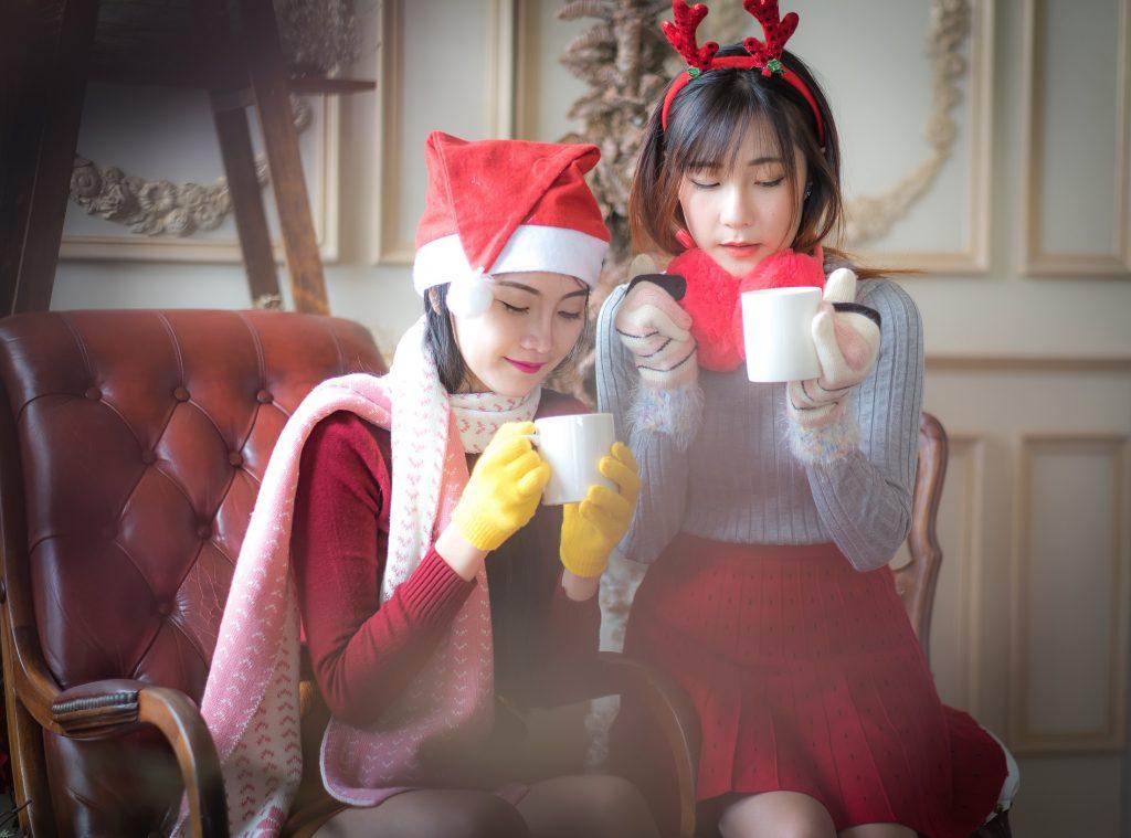 Witzige Weihnachtsgeschichten, passen zur klassisch religiösen Weihancht aber auch zu modernen Weihnachten
